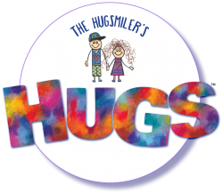 hugsmilers hugs circle logo